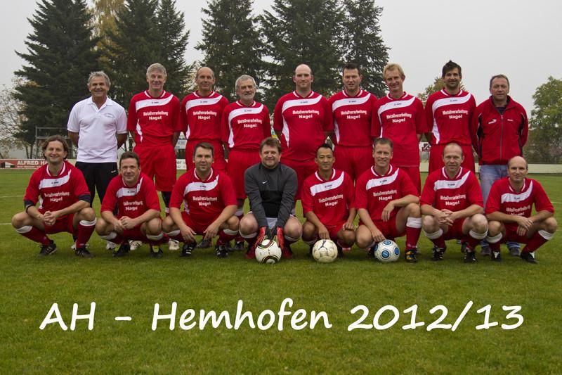 Alte Herren 2013